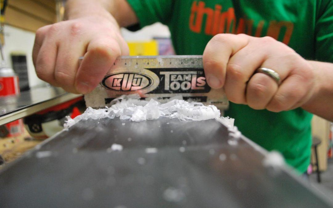 Ako sa starať o lyže